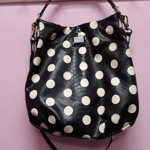 Marc by Marc Jacobs Polkadot Hillier Hobo